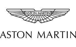 artisan glass - aston martin